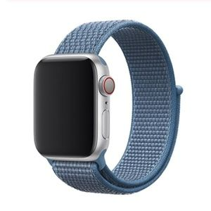 NEW Blue Sport Strap Band For Apple Watch